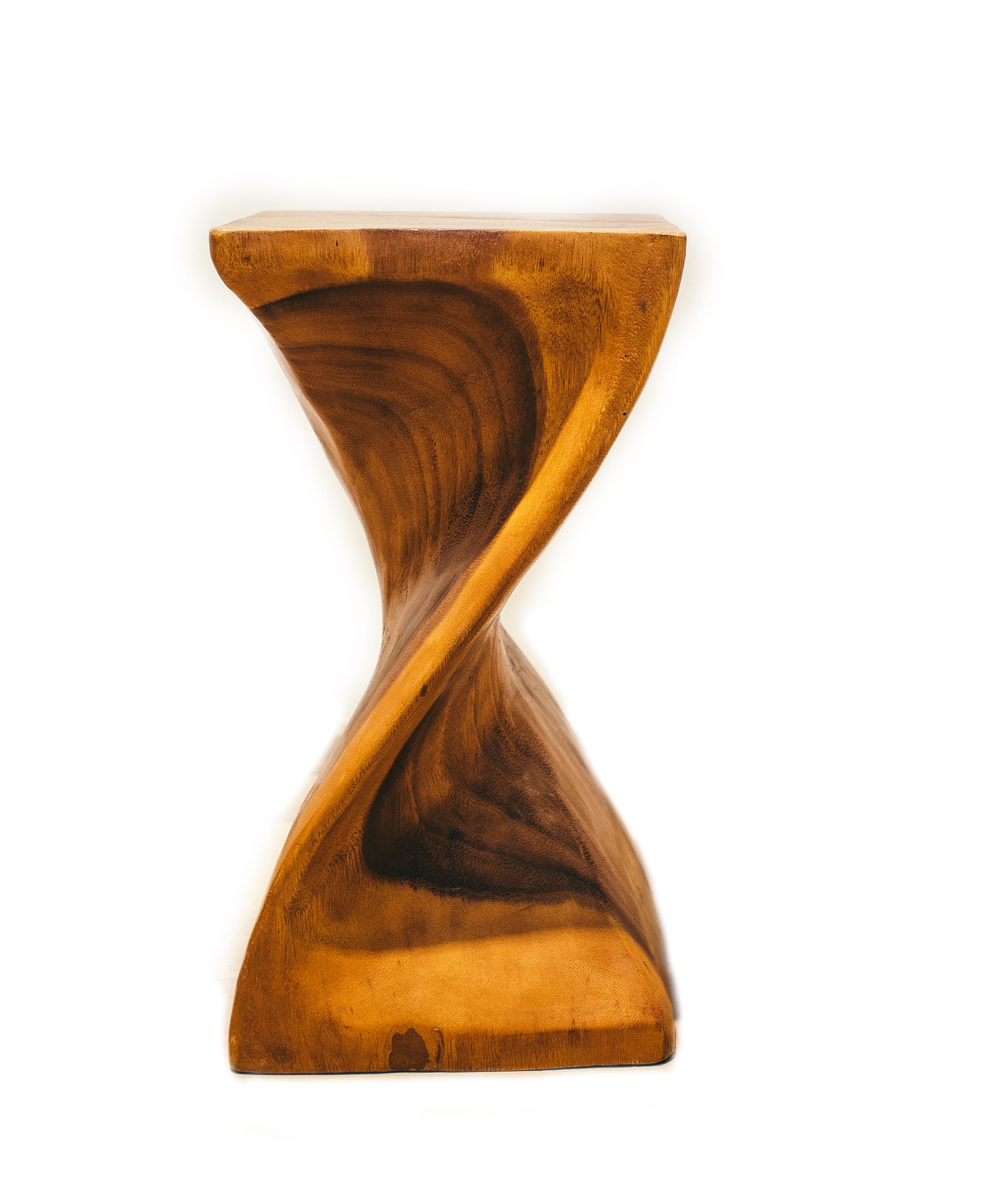 Erstaunlich Beistelltisch Holz Sammlung Von Aus Suar –